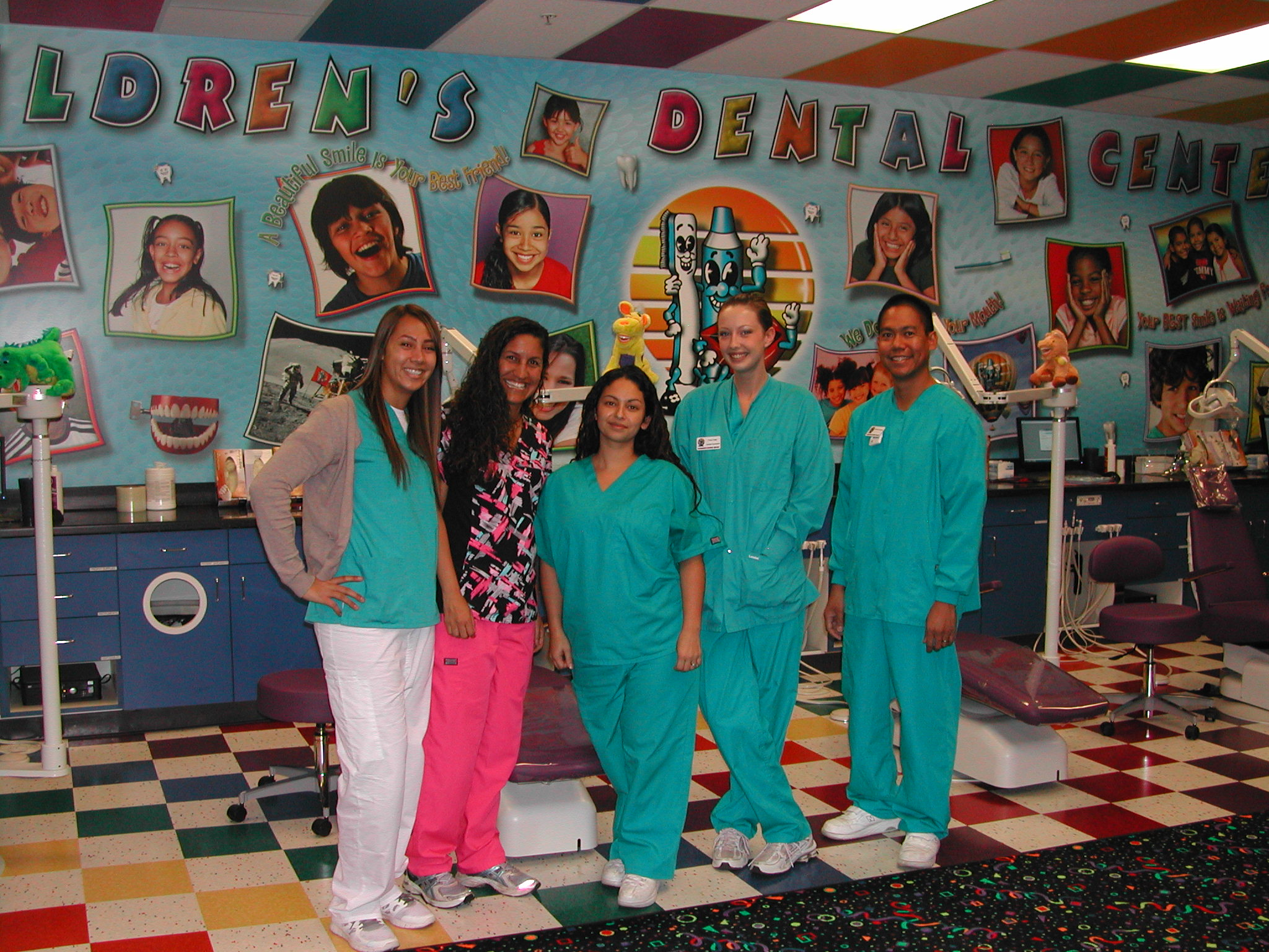 San Jose Office San Jose Ca Childrens Dental Center